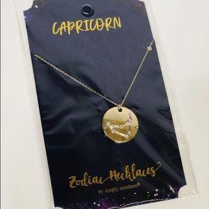 🌺 Simply Southern Zodiac Necklace   Capricorn